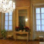white in the city Palazzo Cusani