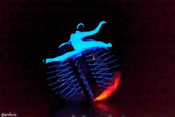danza arte contemporanea electricity evolution dance theatre
