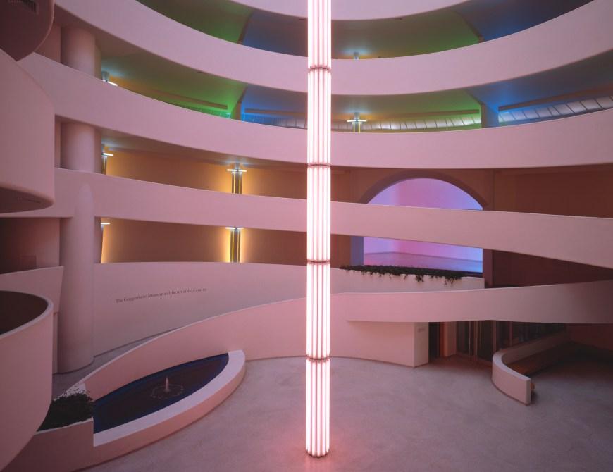 Guggenheim Museum di New York - 1992