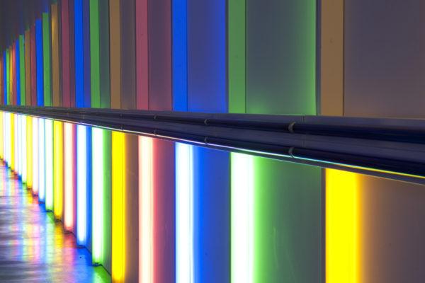 The Menil Collection - Neon Art
