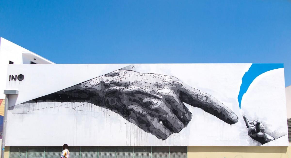 ino murales ibiza