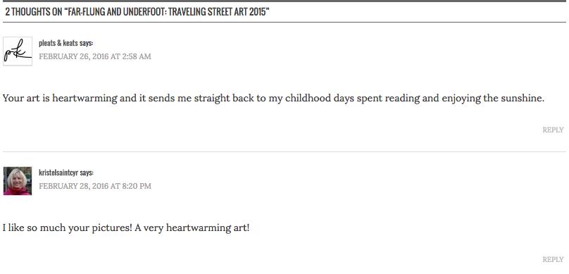 Devid zinn chalk art commenti