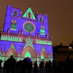 "Festa luci Lione ""Color or not"" - Author: Yves Moreaux - 2014"