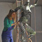 Sukhi Barber scultura