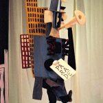 Parade - costume Pablo Picasso