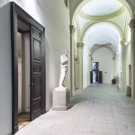 white in the city Accademia di Brera