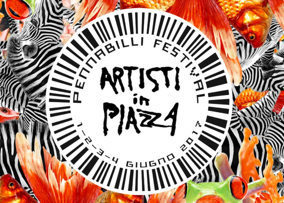 artisti in piazza 2017