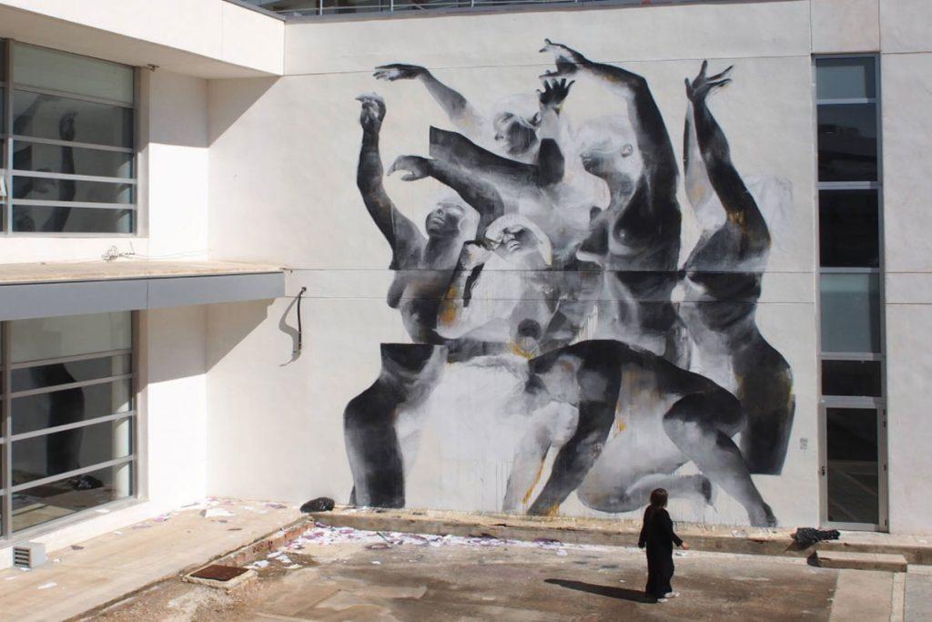 Facoltà di belle arti Valencia -Francisco Bosoletti