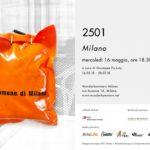 2501 alla Wunderkammern di Milano, dal 16 maggio!
