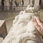 Michelangelo per tutti: il Mosè contemplabile ai non vedenti