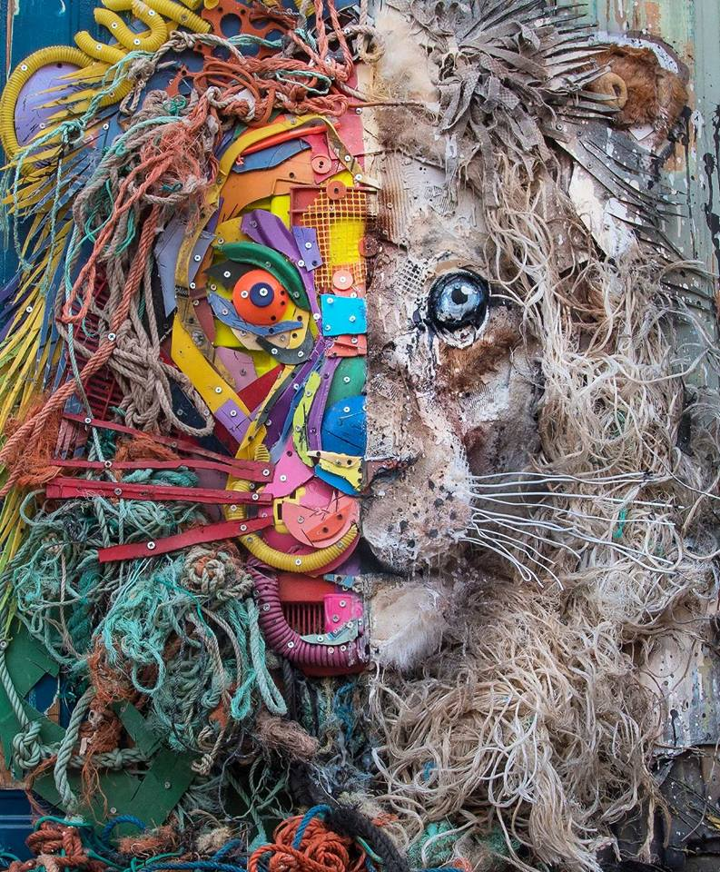 accord de paris di Bordalo II