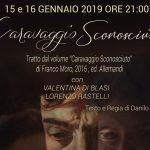 Caravaggio sconosciuto a teatro