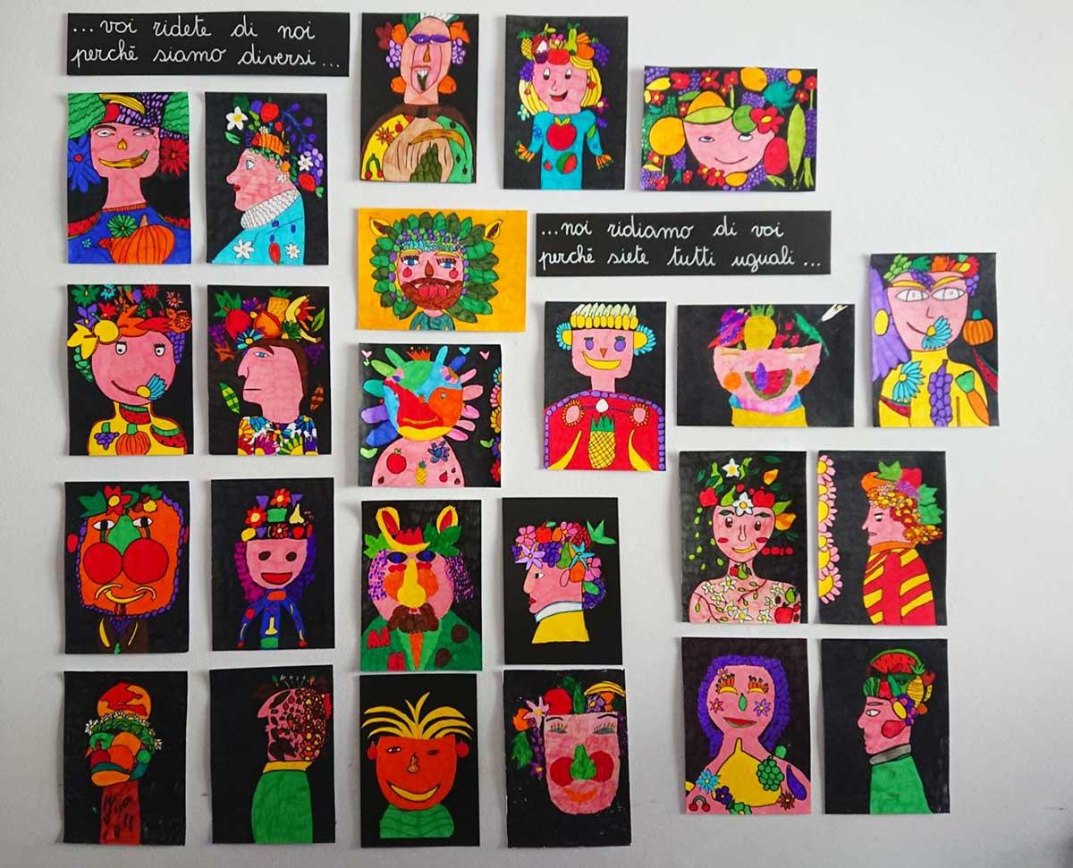progetto arte scuola