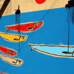 Museo della Regina Cattolica: Loreprod e il murales dell'estate