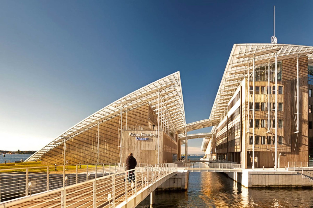 Renzo Piano, Museo Astrup Fearnley, Osl
