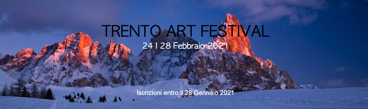 trento art festival prize